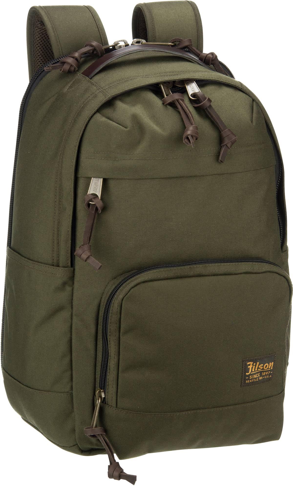 Filson Laptoprucksack Dryden Backpack Ottergreen (25.5 Liter)