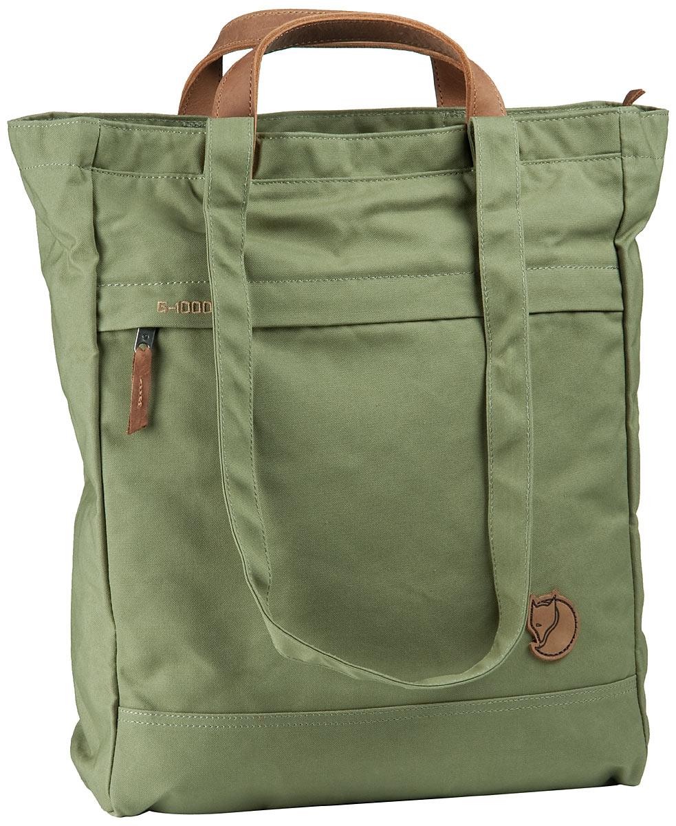 Handtasche Totepack No. 1 Green (14 Liter)