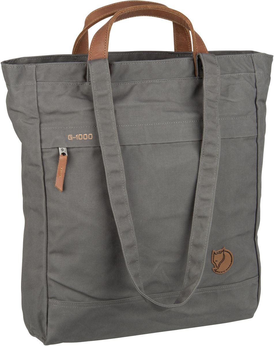 Handtasche Totepack No.1 Super Grey (14 Liter)