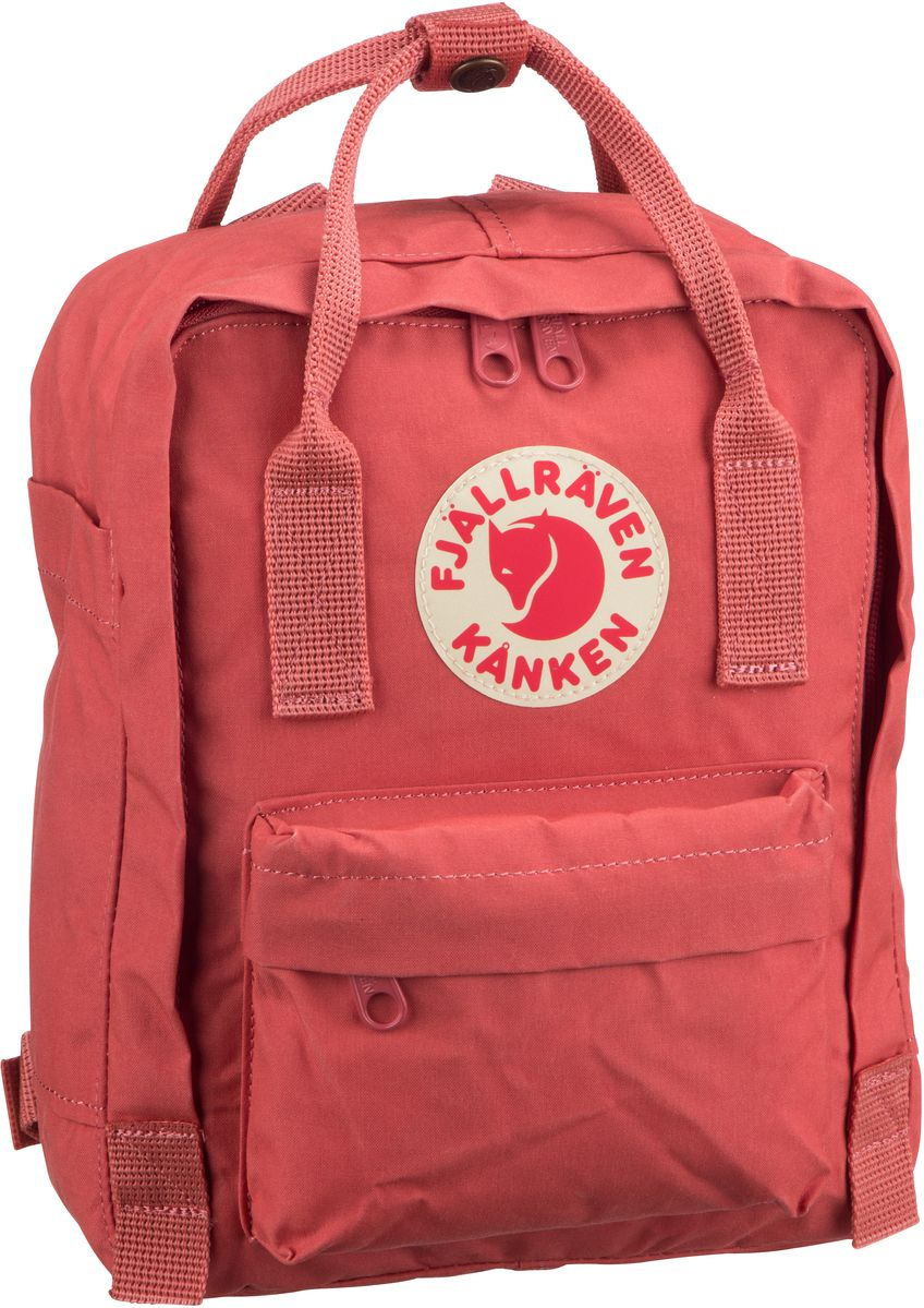 Rucksack / Daypack Kanken Mini Dahlia (7 Liter)