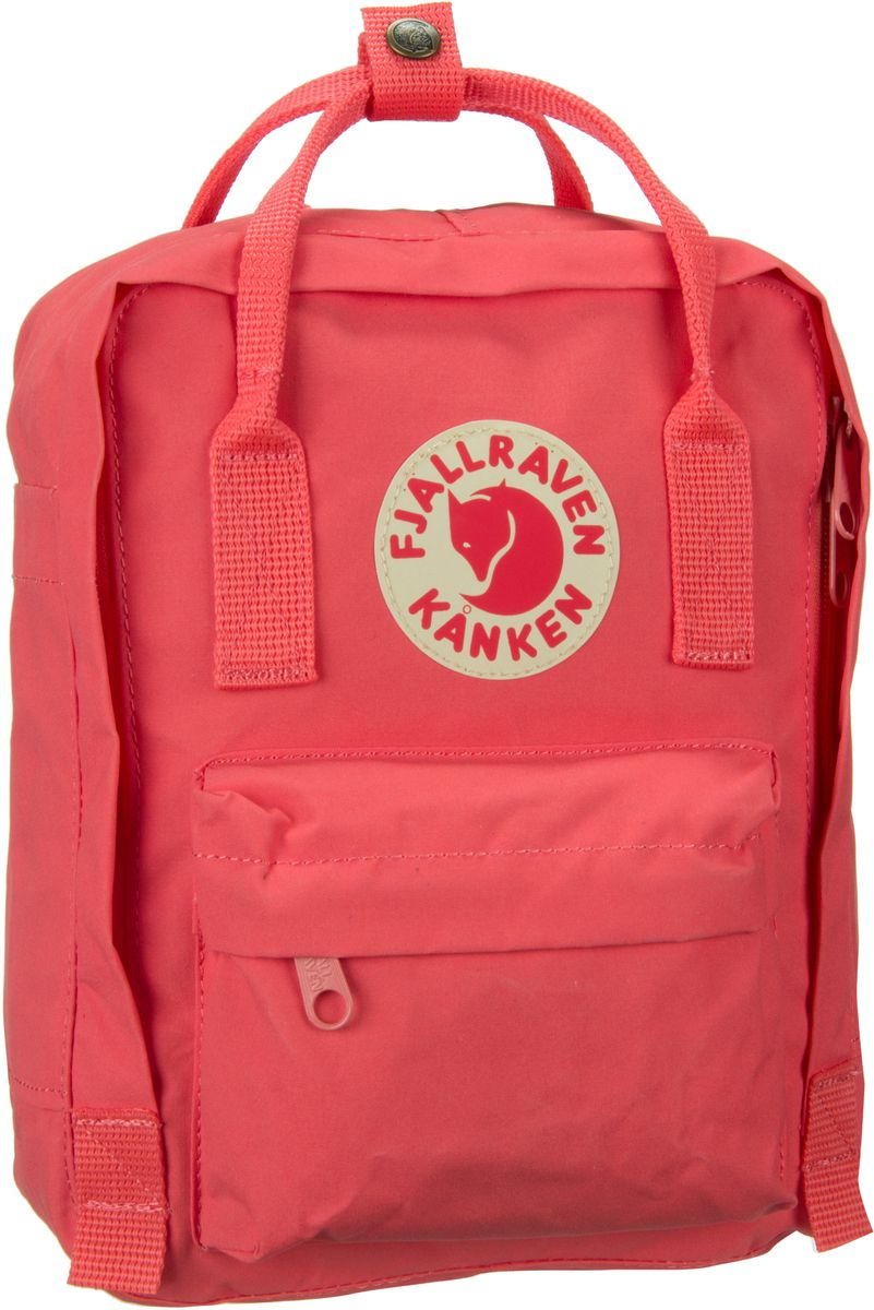 Rucksack / Daypack Kanken Mini Peach Pink (7 Liter)