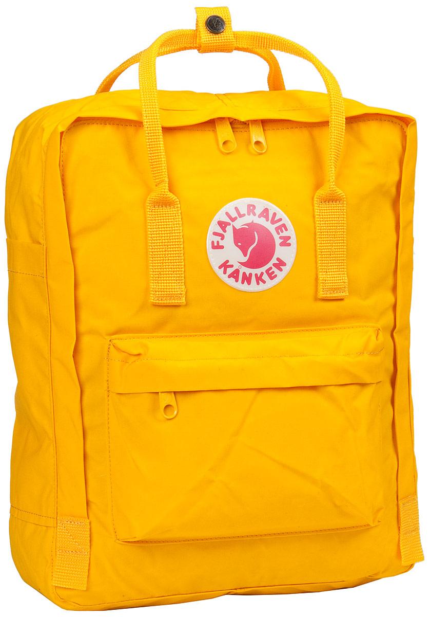Rucksack / Daypack Kanken Warm Yellow (16 Liter)