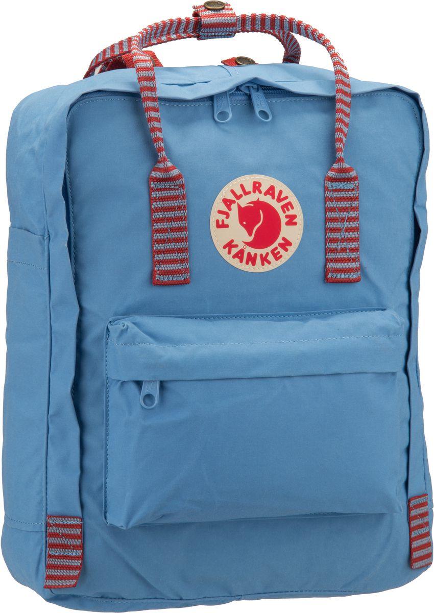 Rucksack / Daypack Kanken Air Blue/Striped (16 Liter)