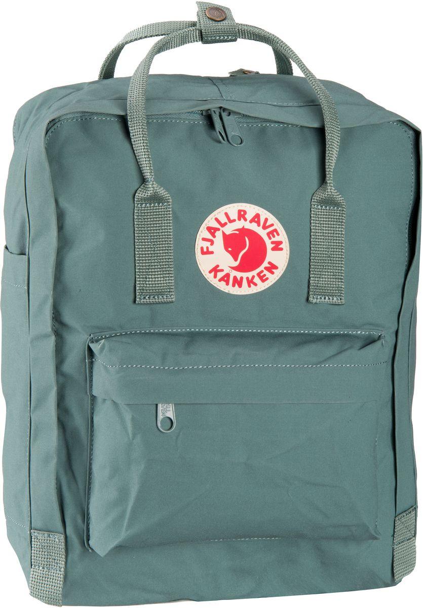 Rucksack / Daypack Kanken Frost Green (16 Liter)