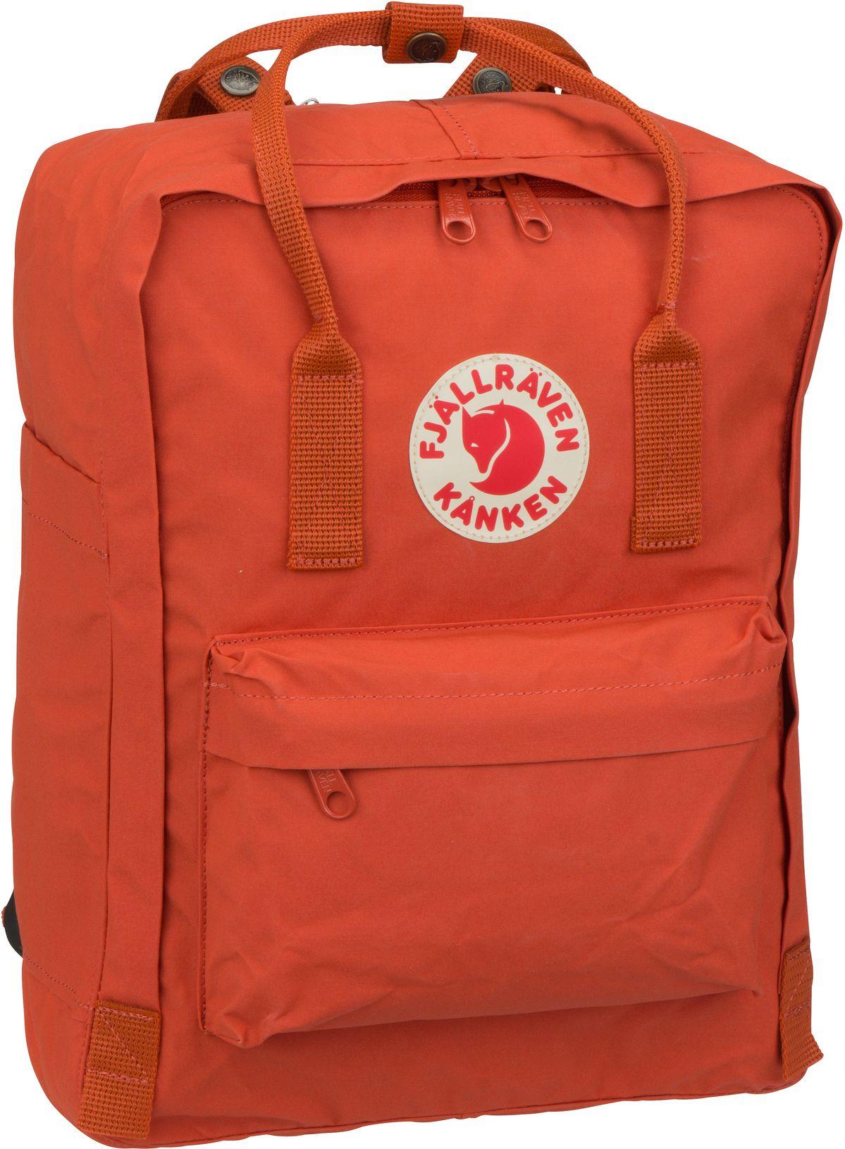Rucksack / Daypack Kanken Rowan Red (16 Liter)