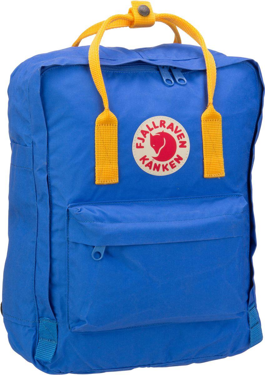 Rucksack / Daypack Kanken UN Blue/Warm Yellow (16 Liter)