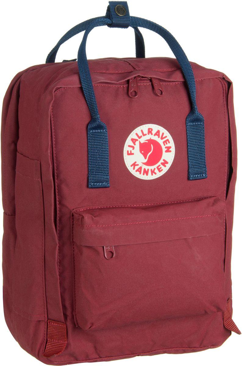 Fjällräven Kanken 13´´ Ox Red/Royal Blue - Laptoprucksack jetztbilligerkaufen