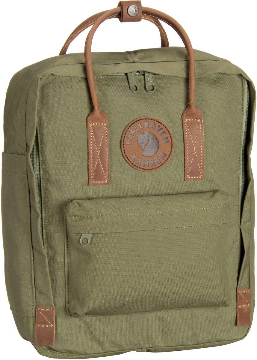 Rucksack / Daypack Kanken No.2 Green (16 Liter)