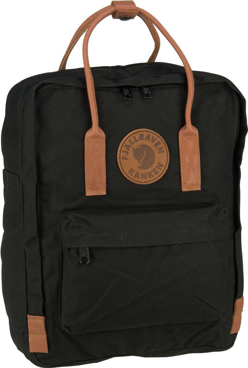 Rucksack / Daypack Kanken No.2 Black (16 Liter)