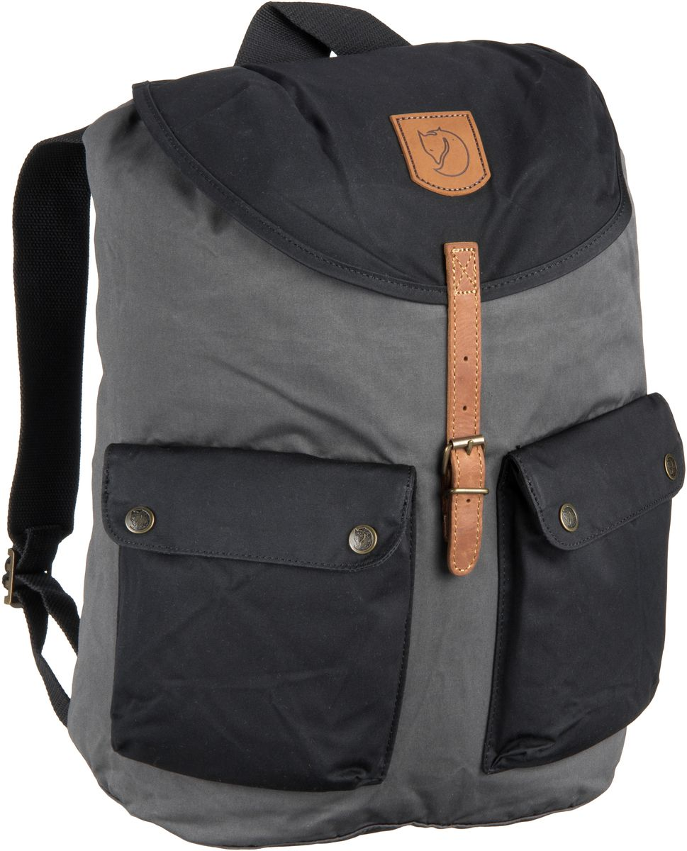 Fjällräven Greenland Backpack Large Stone Grey/Black - Rucksack / Daypack