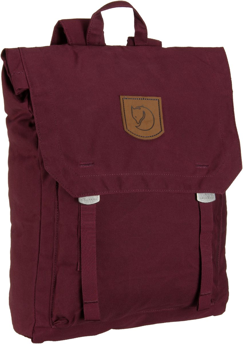 Rucksack / Daypack Foldsack No.1 Dark Garnet (16 Liter)