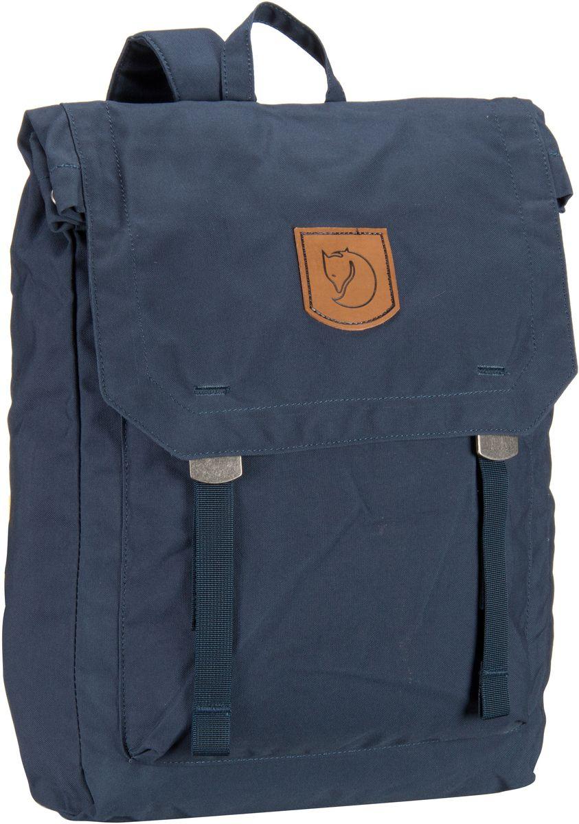 Rucksack / Daypack Foldsack No.1 Navy (16 Liter)