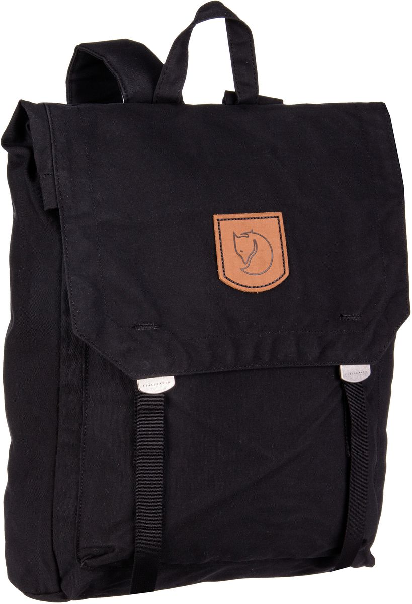 Rucksack / Daypack Foldsack No.1 Black (16 Liter)
