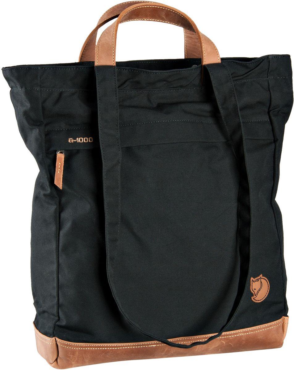 Handtasche Totepack No.2 Black (16 Liter)
