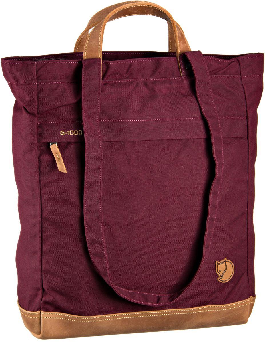 Handtasche Totepack No.2 Dark Garnet (16 Liter)