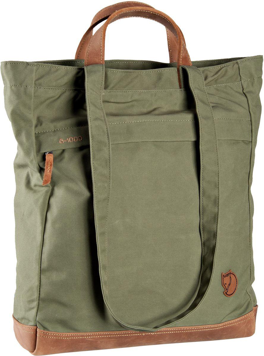 Handtasche Totepack No.2 Green (16 Liter)