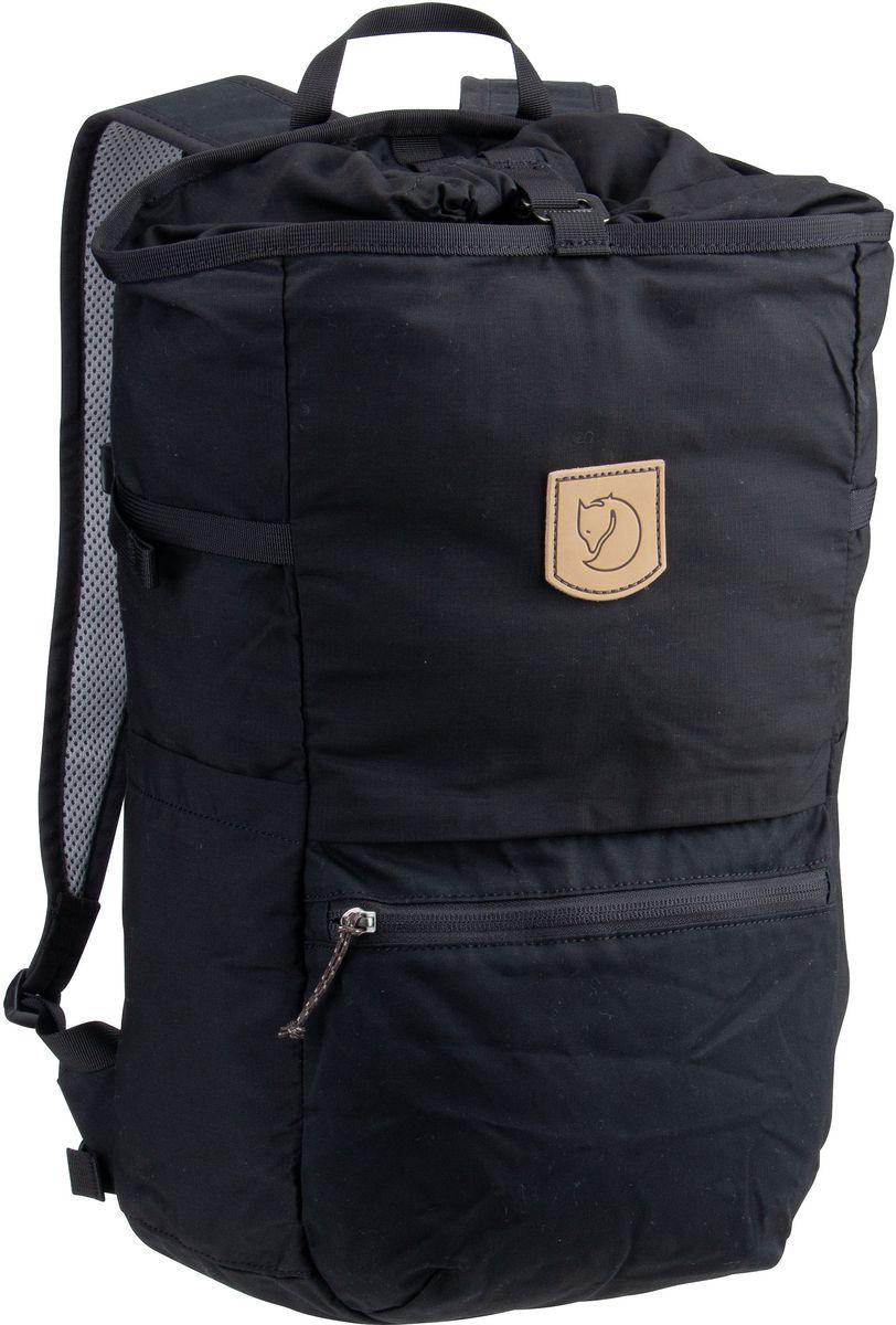 Rucksack / Daypack High Coast 24 Black (24 Liter)