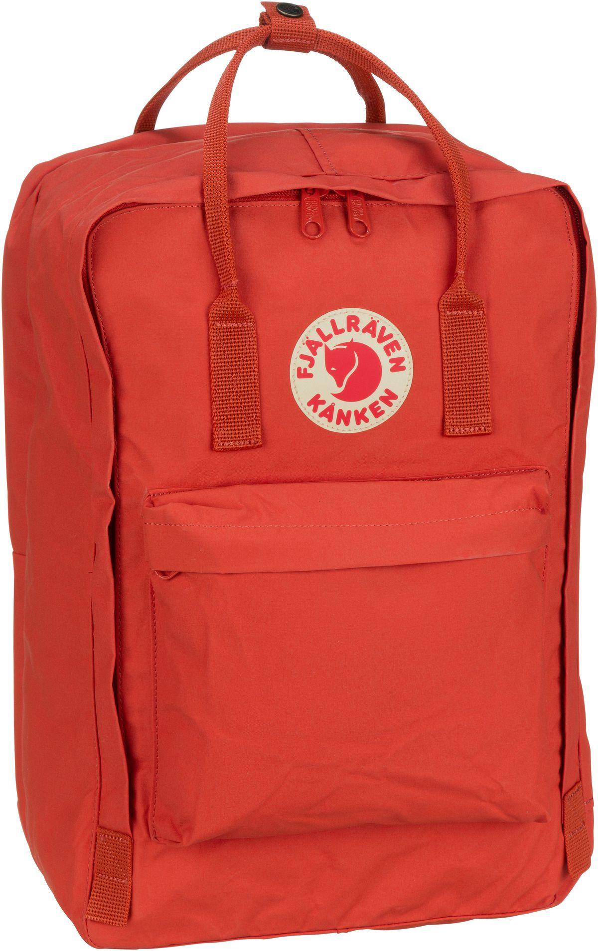 Laptoprucksack Kanken Laptop 17'' Rowan Red (20 Liter)