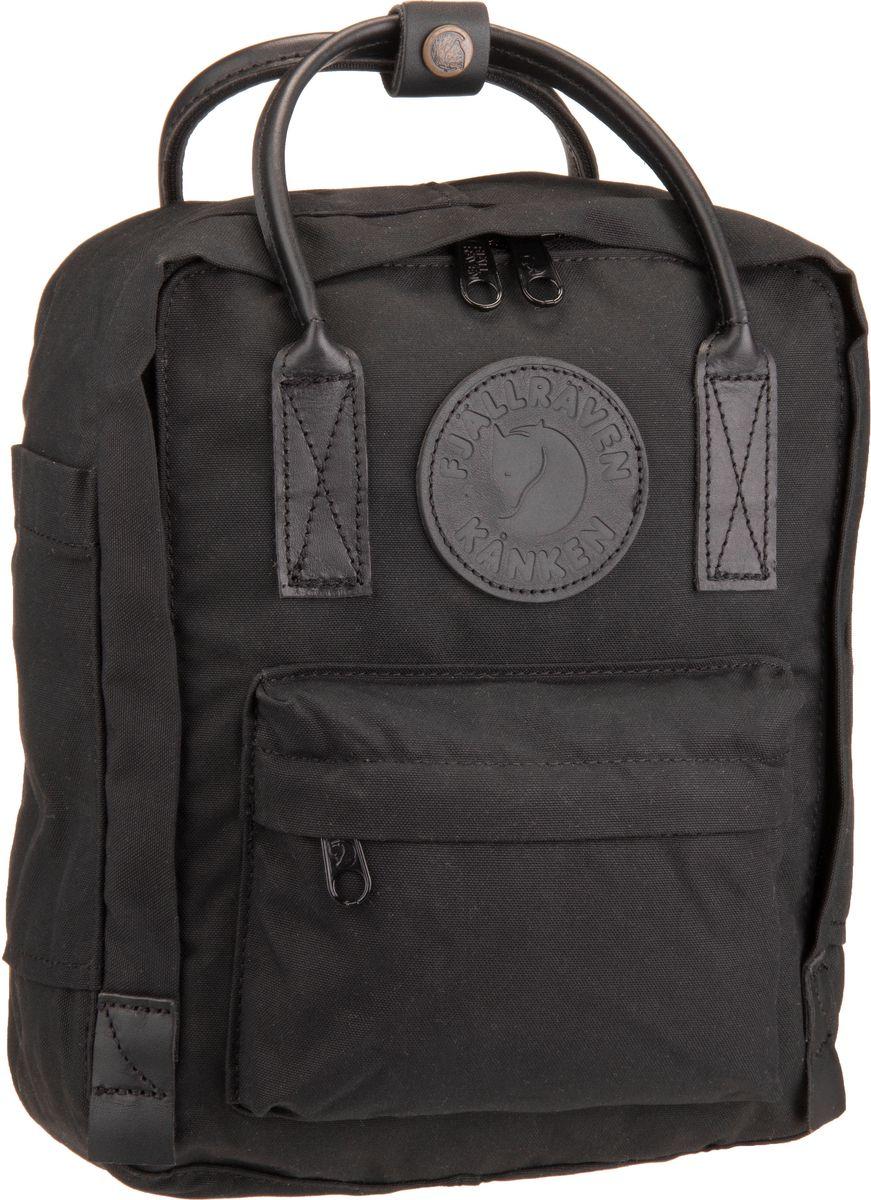 Rucksack / Daypack Kanken No. 2 Black Mini Black (7 Liter)