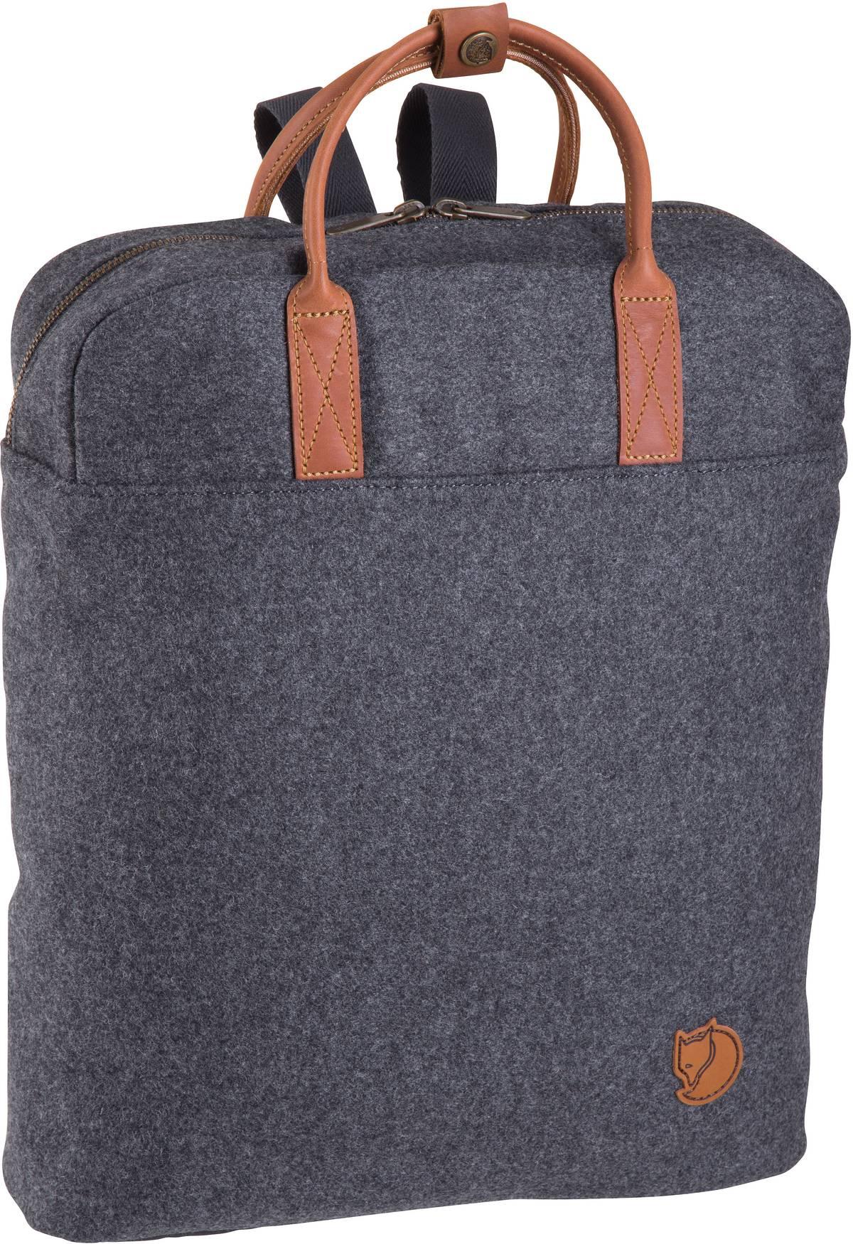 Rucksack / Daypack Norrvage Briefpack Grey (15 Liter)