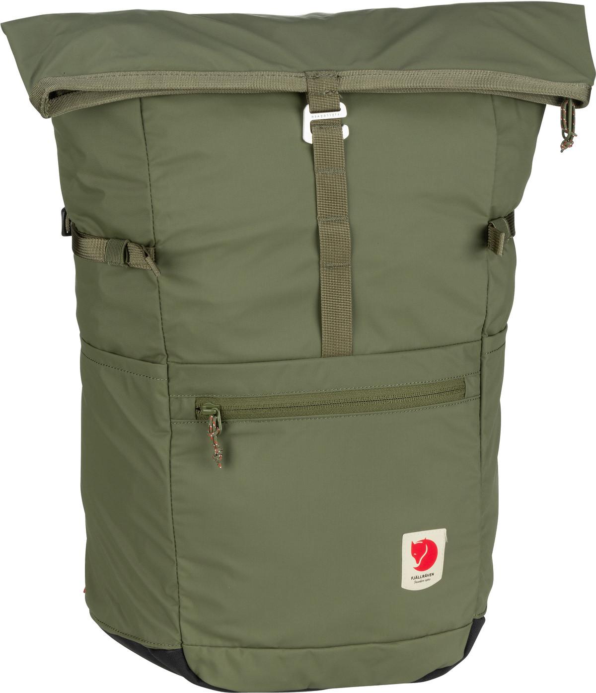 Rucksack / Daypack High Coast Foldsack 24 Green (24 Liter)