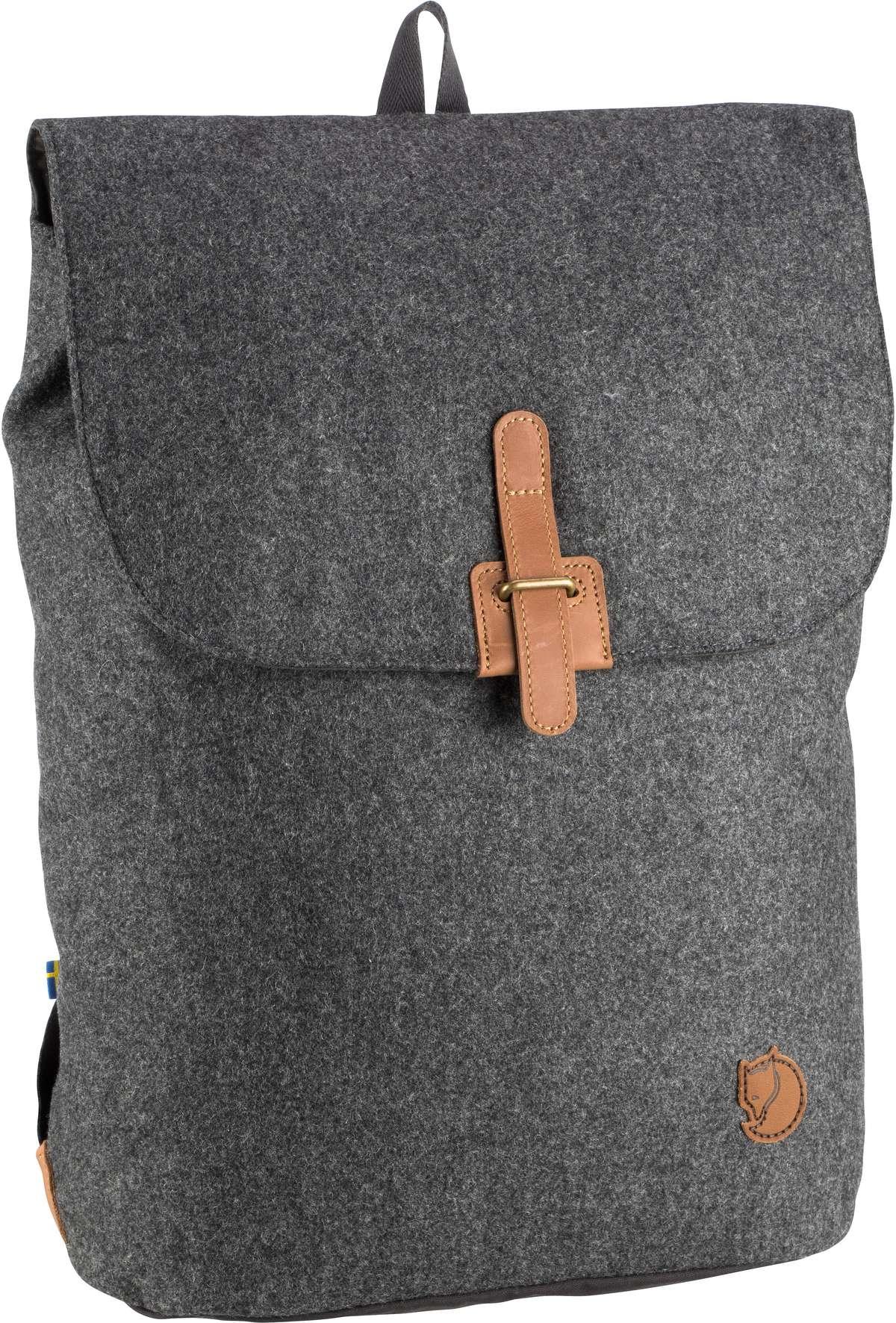 Rucksack / Daypack Norrvage Foldsack Grey (16 Liter)