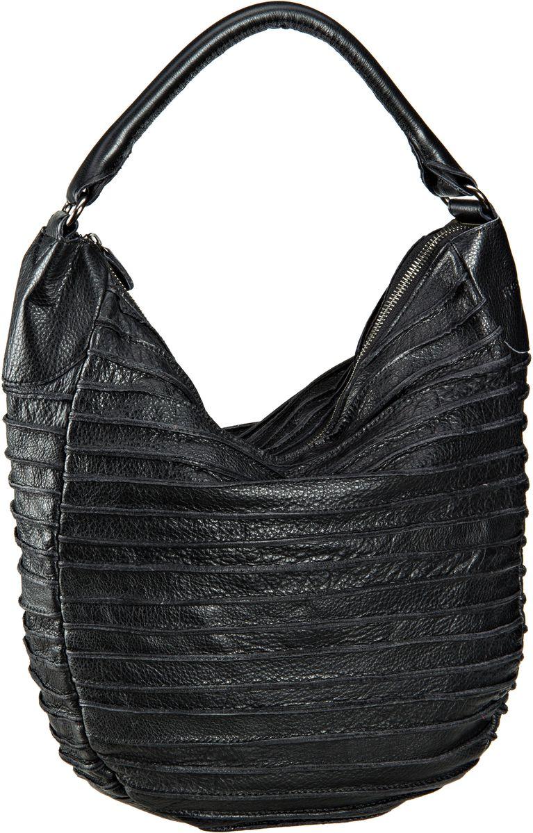 Handtasche Riffeltier S Black