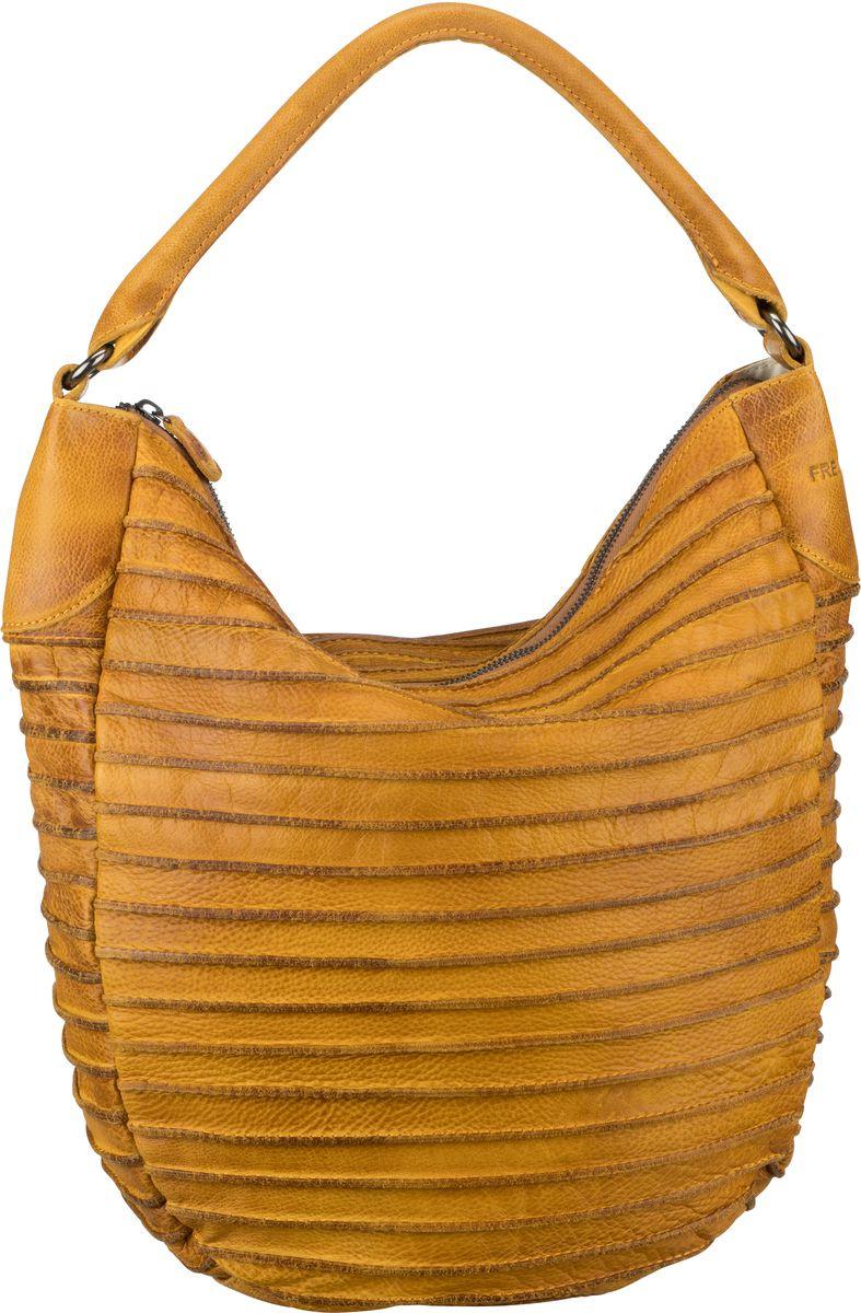 Handtasche Riffeltier S Deep Yellow