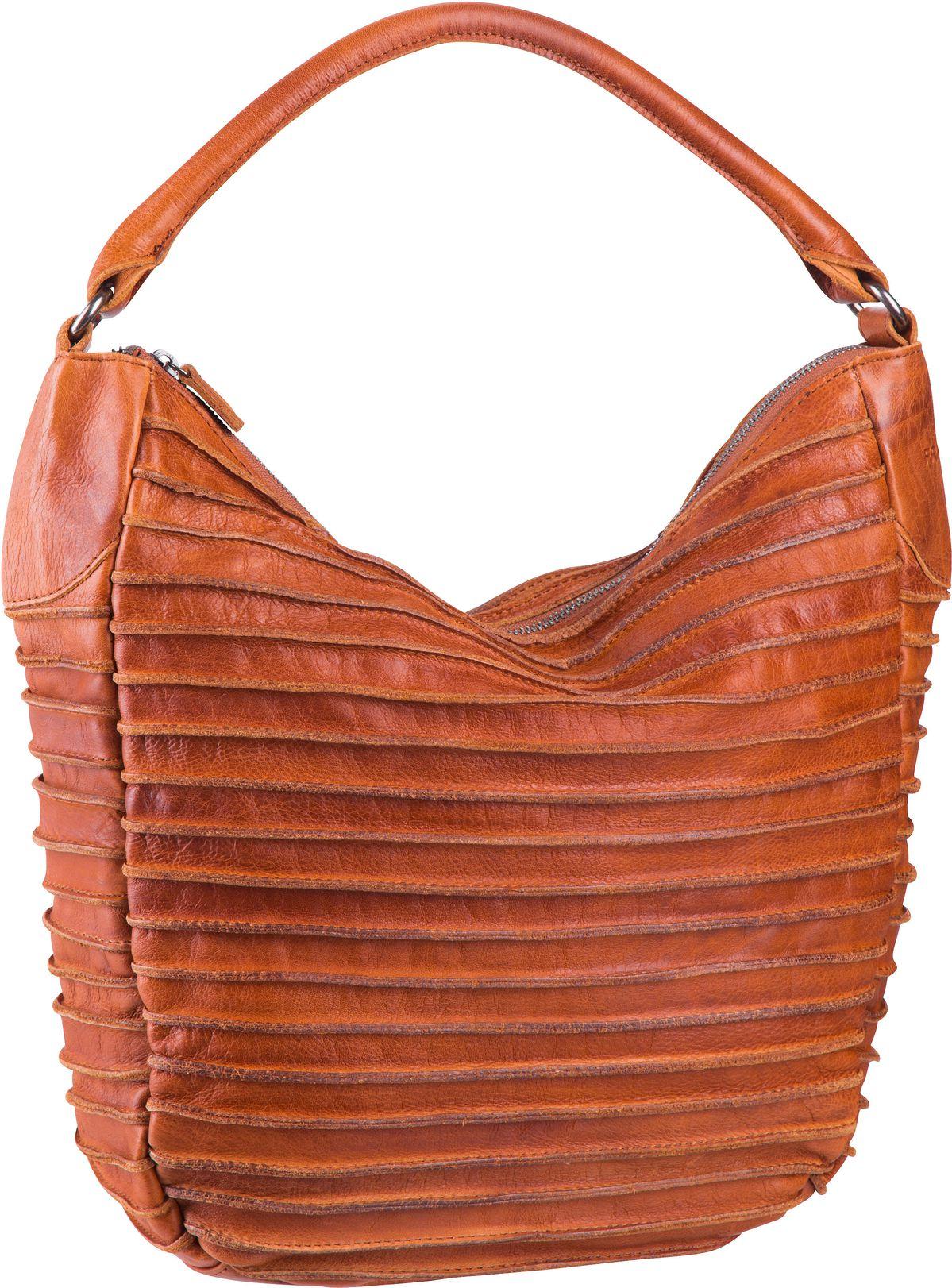 Handtasche Riffeltier S Cognac