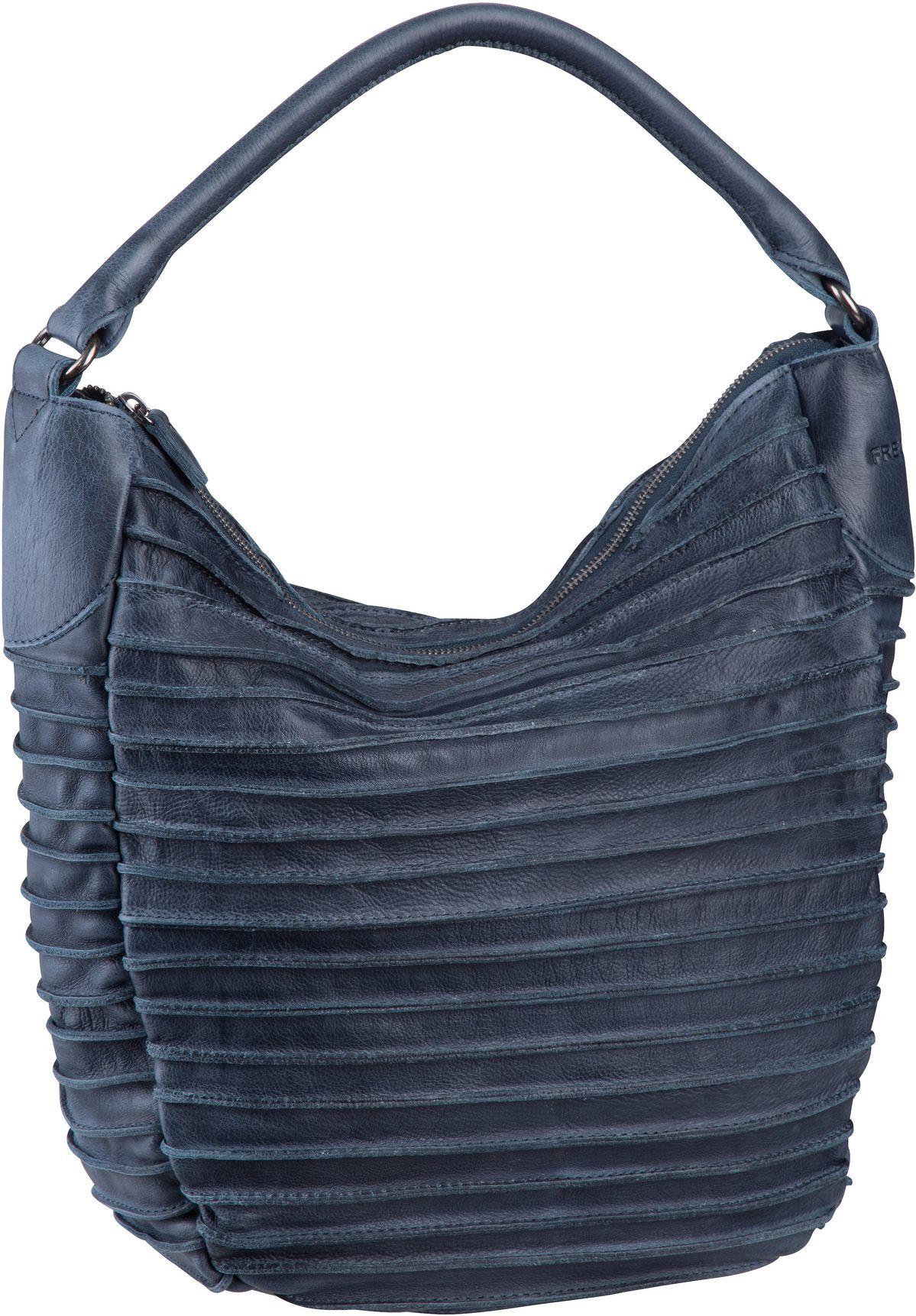 Handtasche Riffeltier S Deep Blue