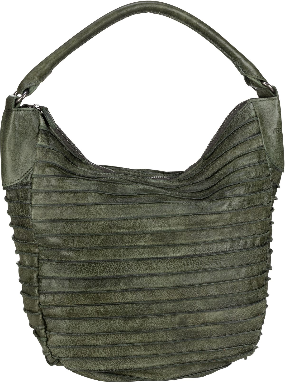 Handtasche Riffeltier S Olive