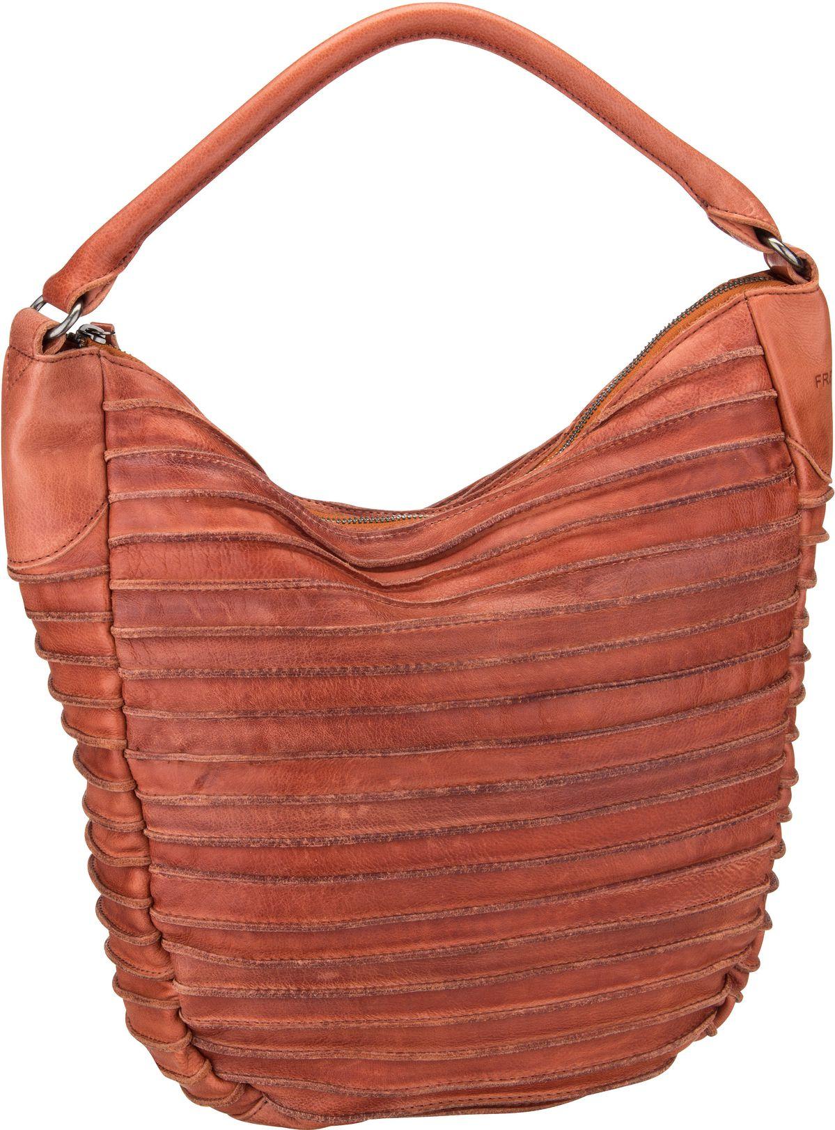 Handtasche Riffeltier S Rustic Orange