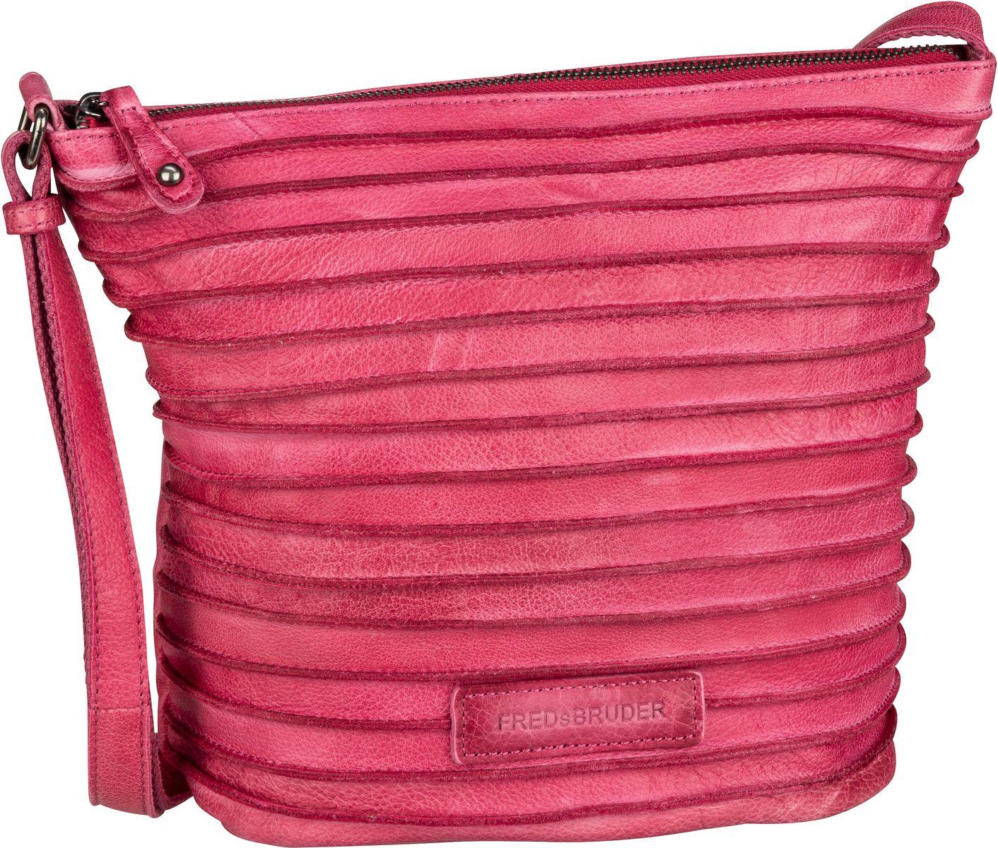 Umhängetasche Riffelinchen Pink