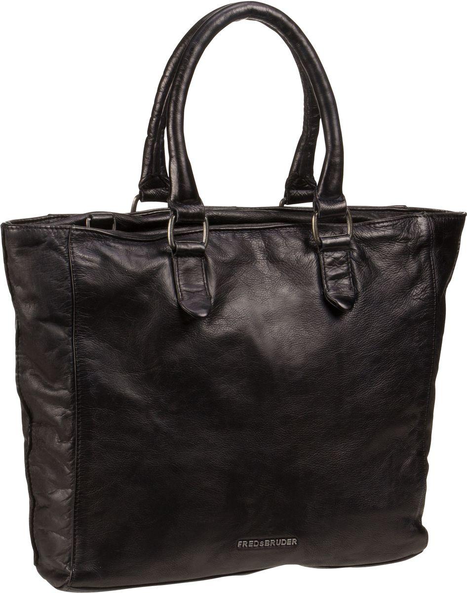 Handtasche Ladybag Black
