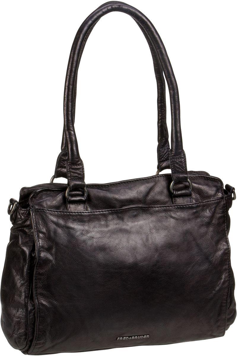 Handtasche Rise Black