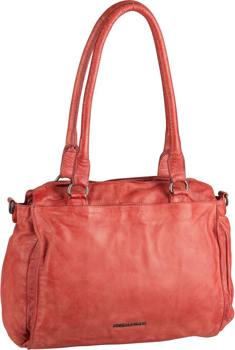 Handtasche Rise Flamingo Red