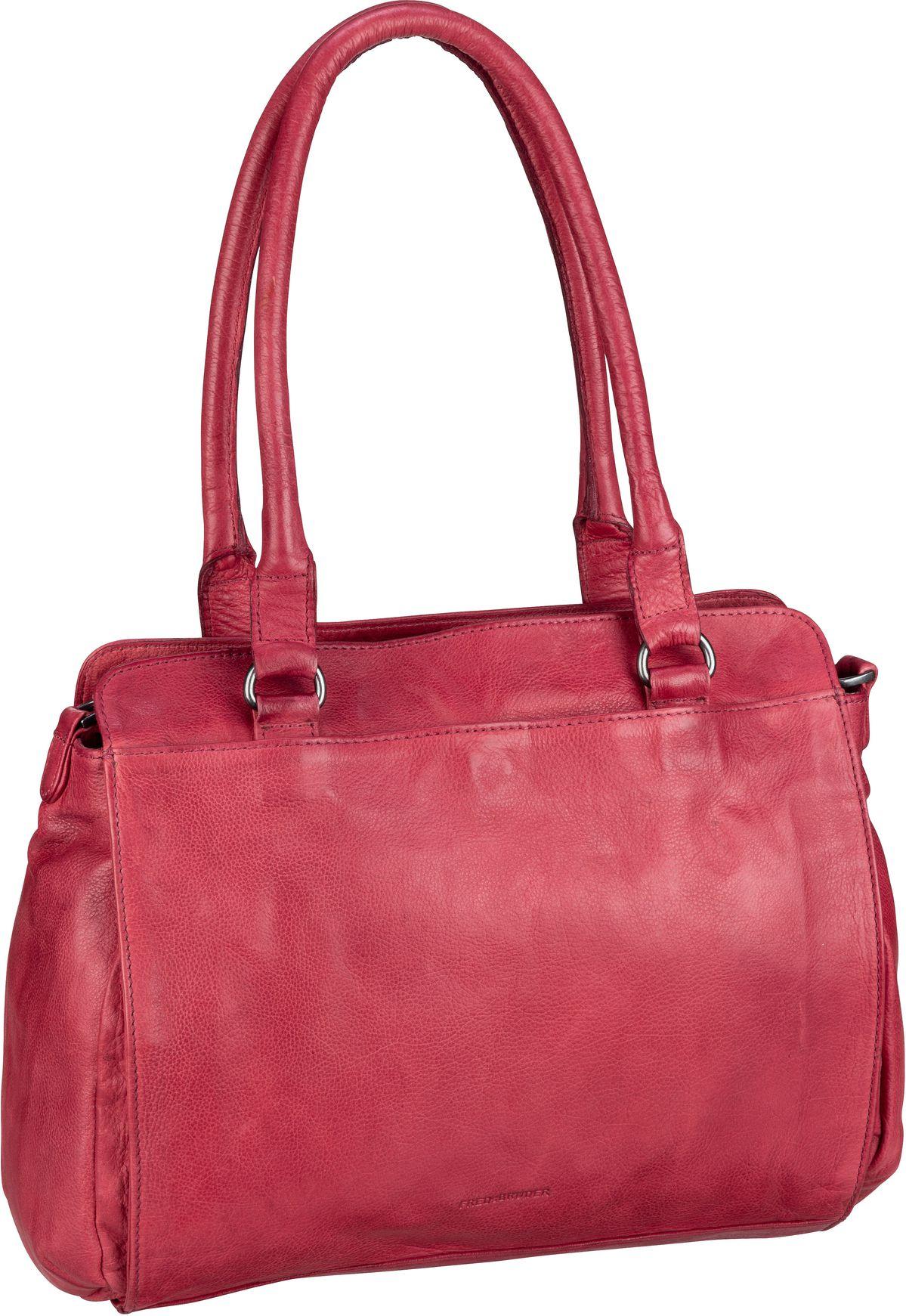 Handtasche Rise Dark Pink