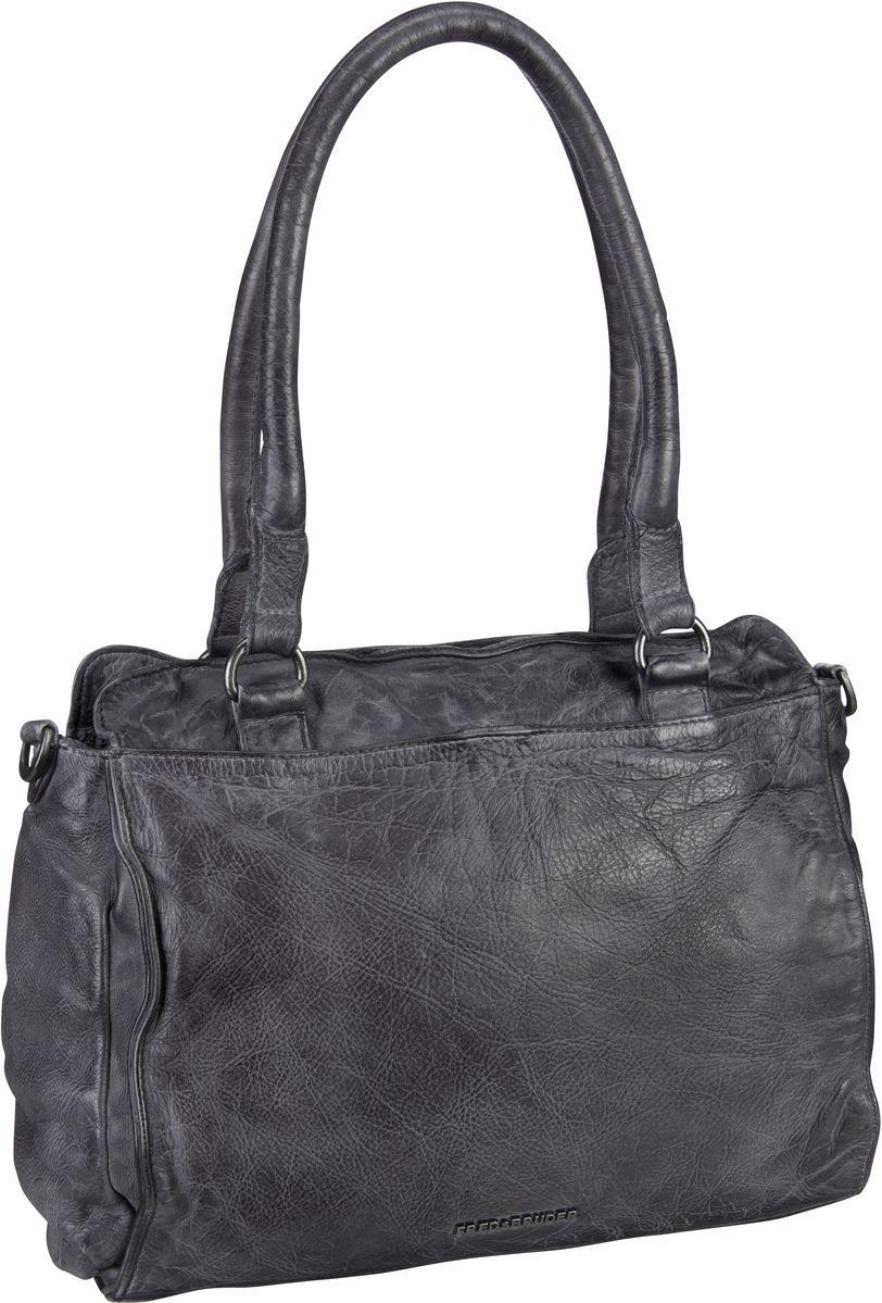 Handtasche Rise Iron Grey