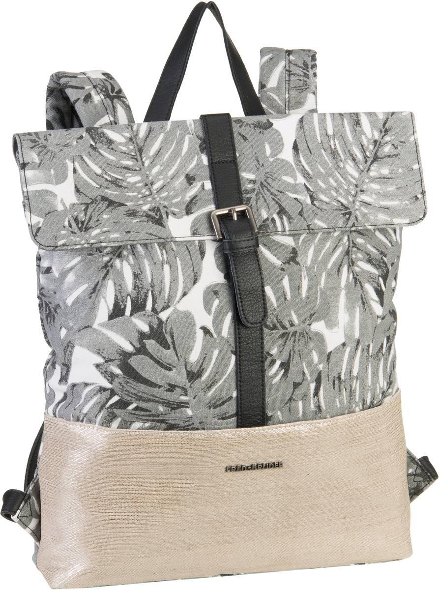 Rucksack / Daypack Roll Me! Grey Leaf