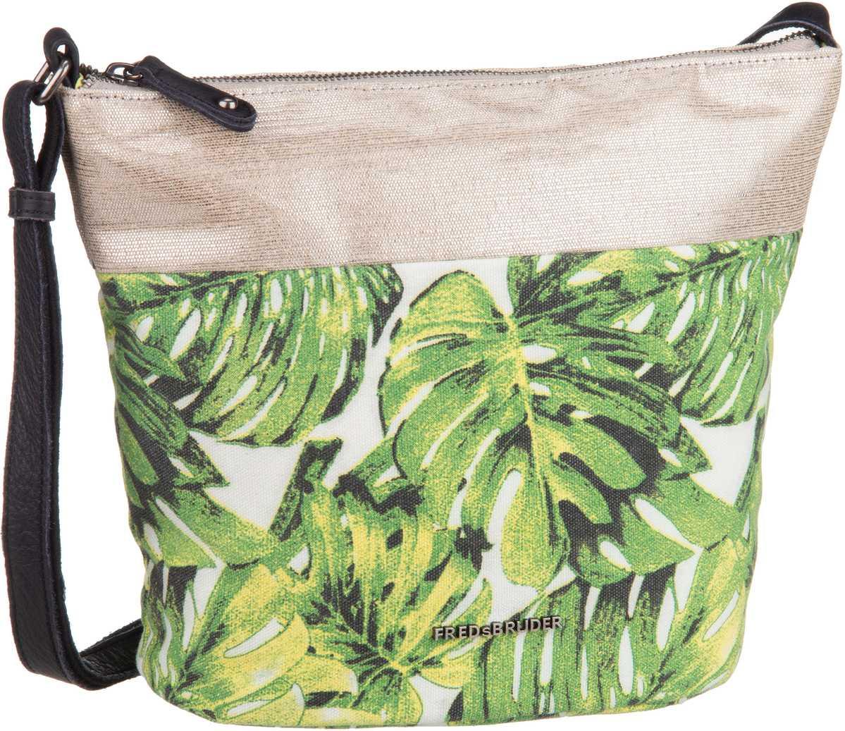 Schultertaschen für Frauen - Fredsbruder Umhängetasche Love Me! Leaf  - Onlineshop Taschenkaufhaus