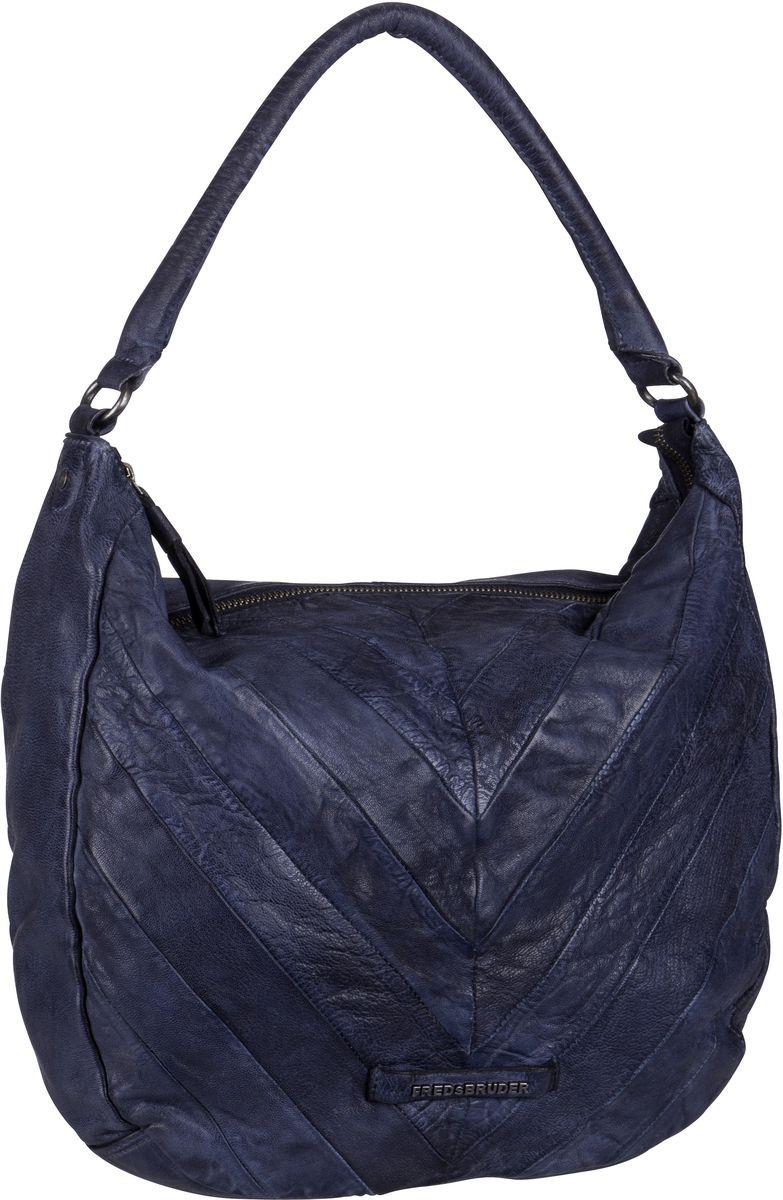 Handtasche Quad Dark Blue