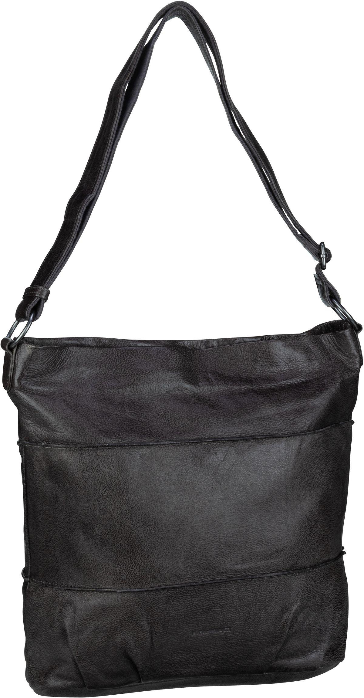 Handtasche Oh Crowny! Antracite