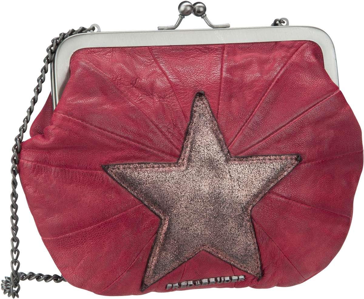 Handtasche Smithy Cherry Red/Star