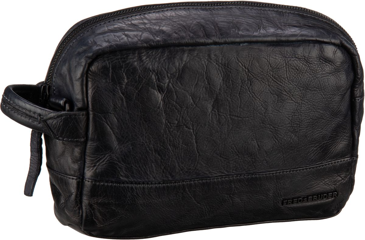 Fredsbruder Kulturbeutel / Beauty Case Athletics Black