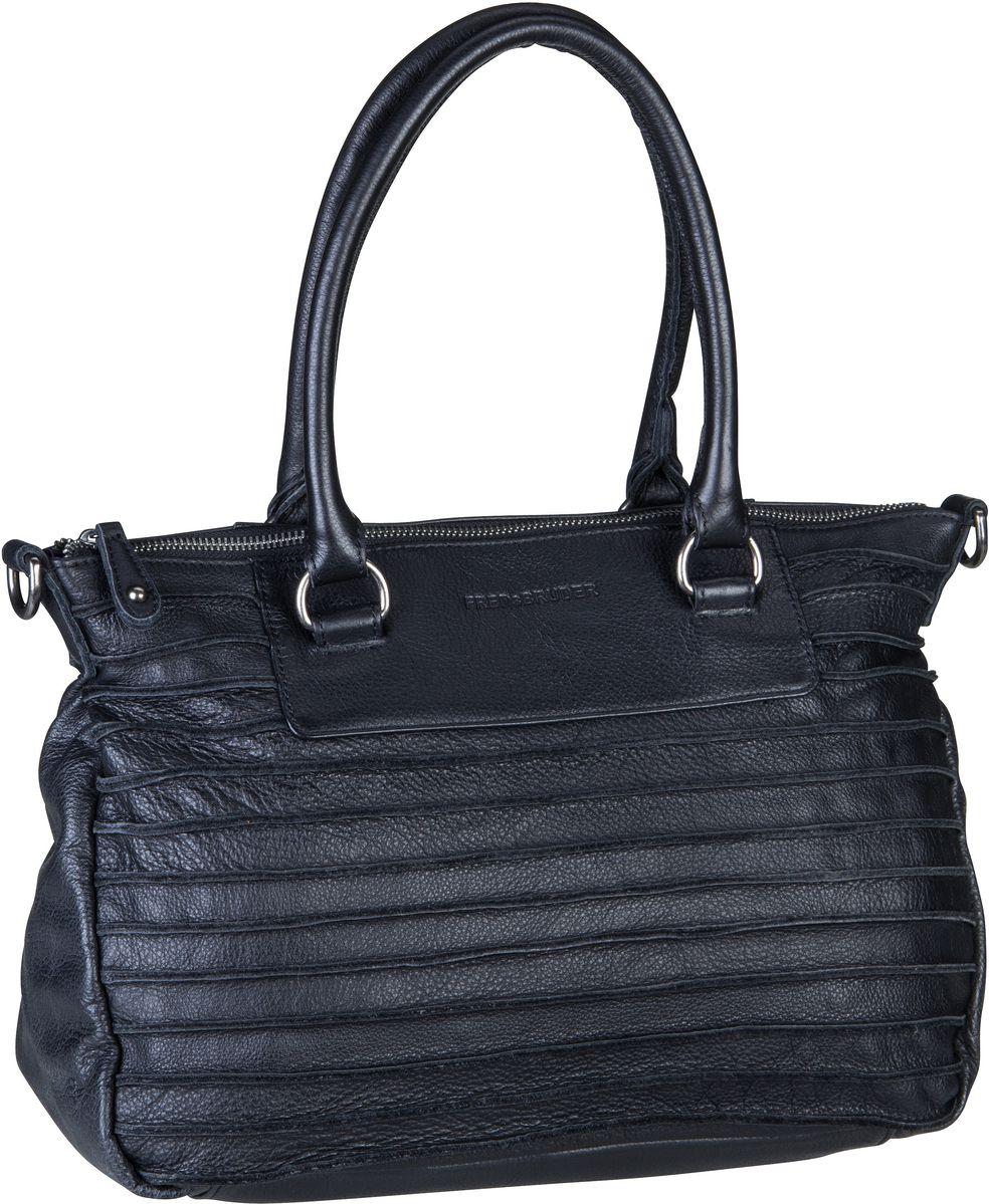 Handtasche Riffel Liebchen Black