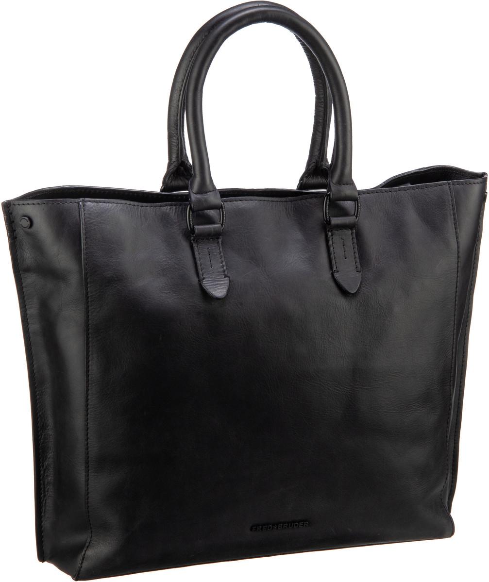 Shopper - Fredsbruder Shopper Morgan Black  - Onlineshop Taschenkaufhaus
