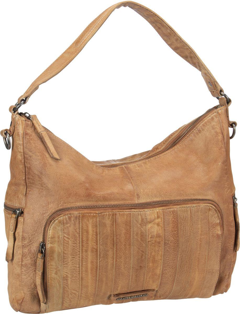 Handtasche Allegro Dark Camel