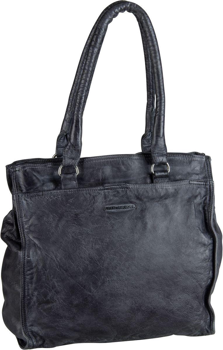 Handtasche Malvern Iron Grey