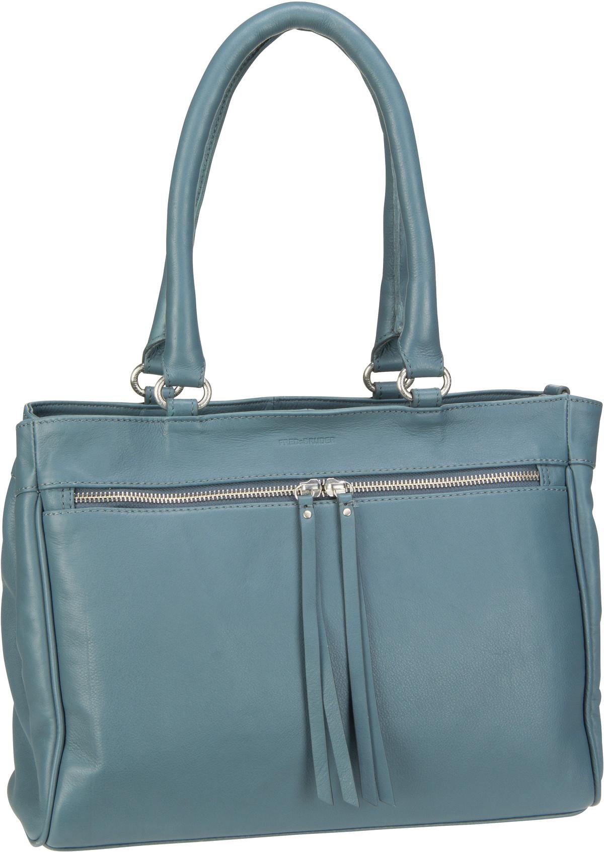 Handtasche Take It Easy Blue