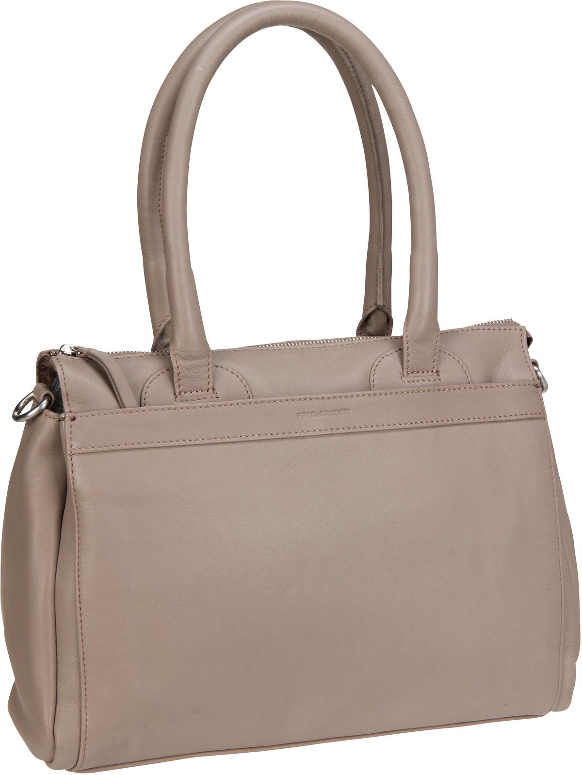 Handtasche Leen Grey Marble
